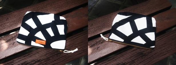 DIANE Pouch - Black diamond 2 (SOLD)