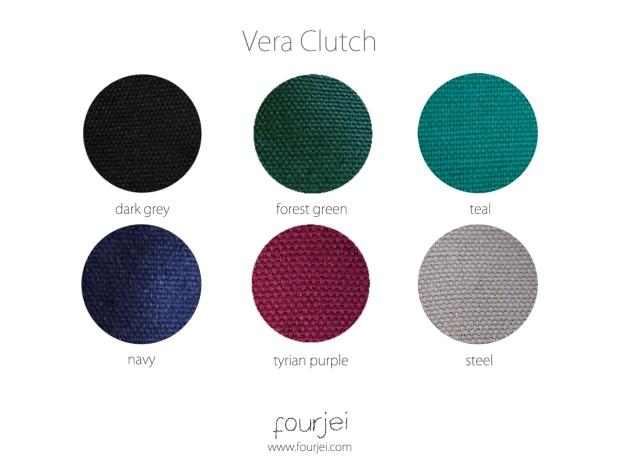 Vera clutch palette