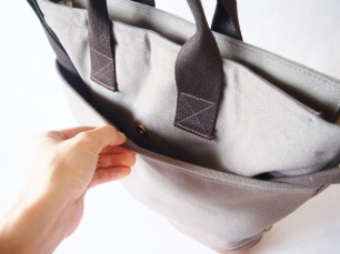Dokument Bag 2 - Grey