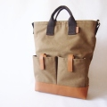 Dokument Bag 2 - Olive Green