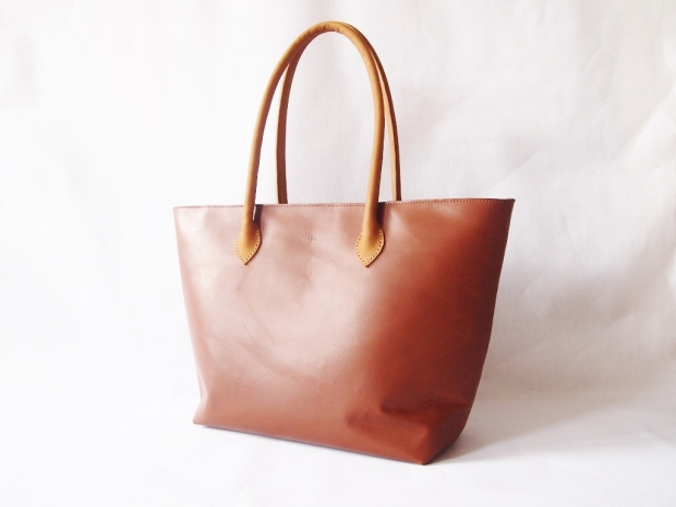 Gwen Leather Tote
