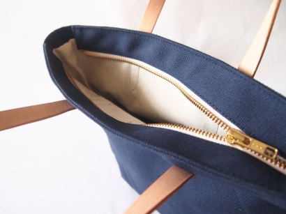 Studio Tote Mini - Navy Blue