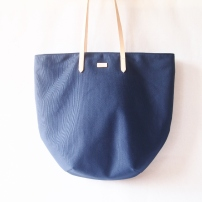 Studio Tote Large - Navy