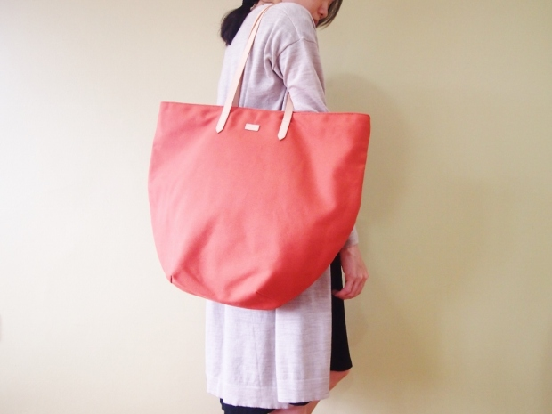 Studio Tote Large - Terracotta