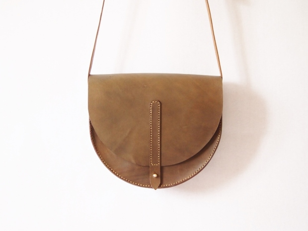 Anne Half Moon Bag
