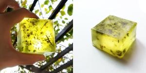 Kaffir Lime Leaves Soap