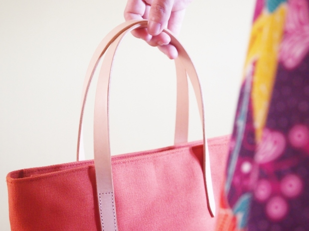 Studio Tote Mini - Terracotta