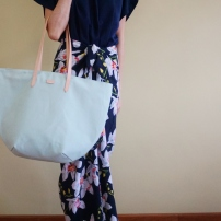 Studio Tote Medium - Mint