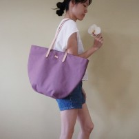 Studio Tote Medium - Lilac