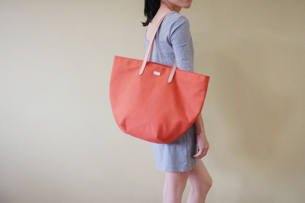Studio Tote Medium - Terracotta