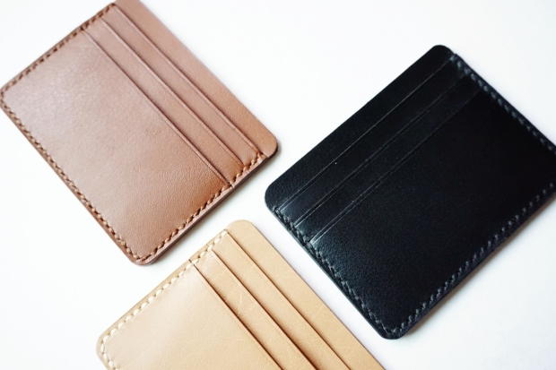 Card Holder Wallet - Rounded