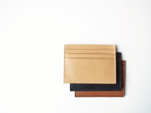Card Holder Wallet - Straight cut