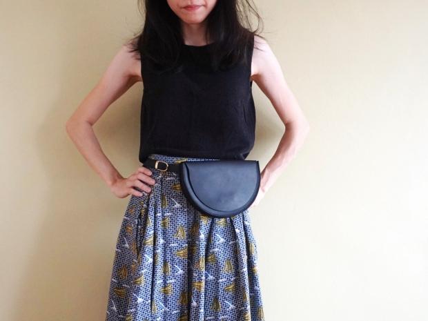 Piper Belt Bag - Black